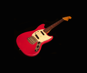 1965 Fender Mustang Wallpaper