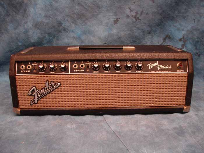 fender bandmaster head 1954