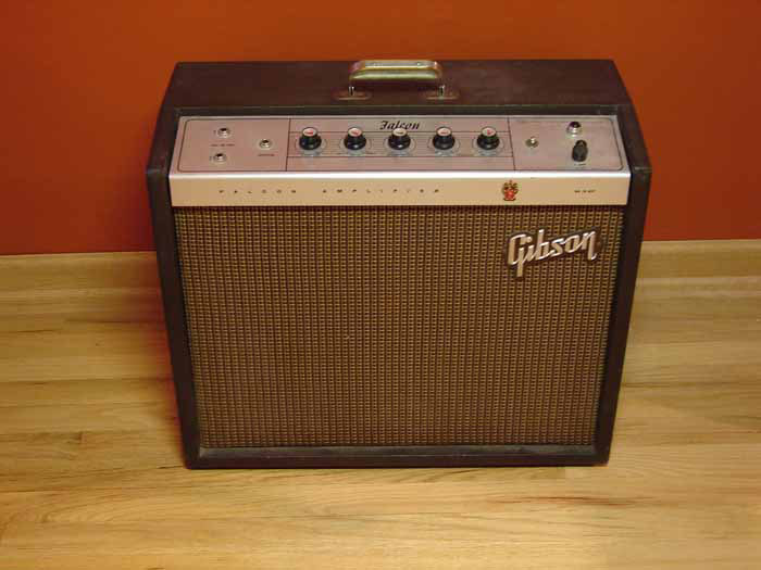 photos of vintage gibson amps. Black Bedroom Furniture Sets. Home Design Ideas