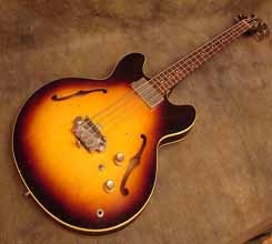 1966 gibson eb-2 picture
