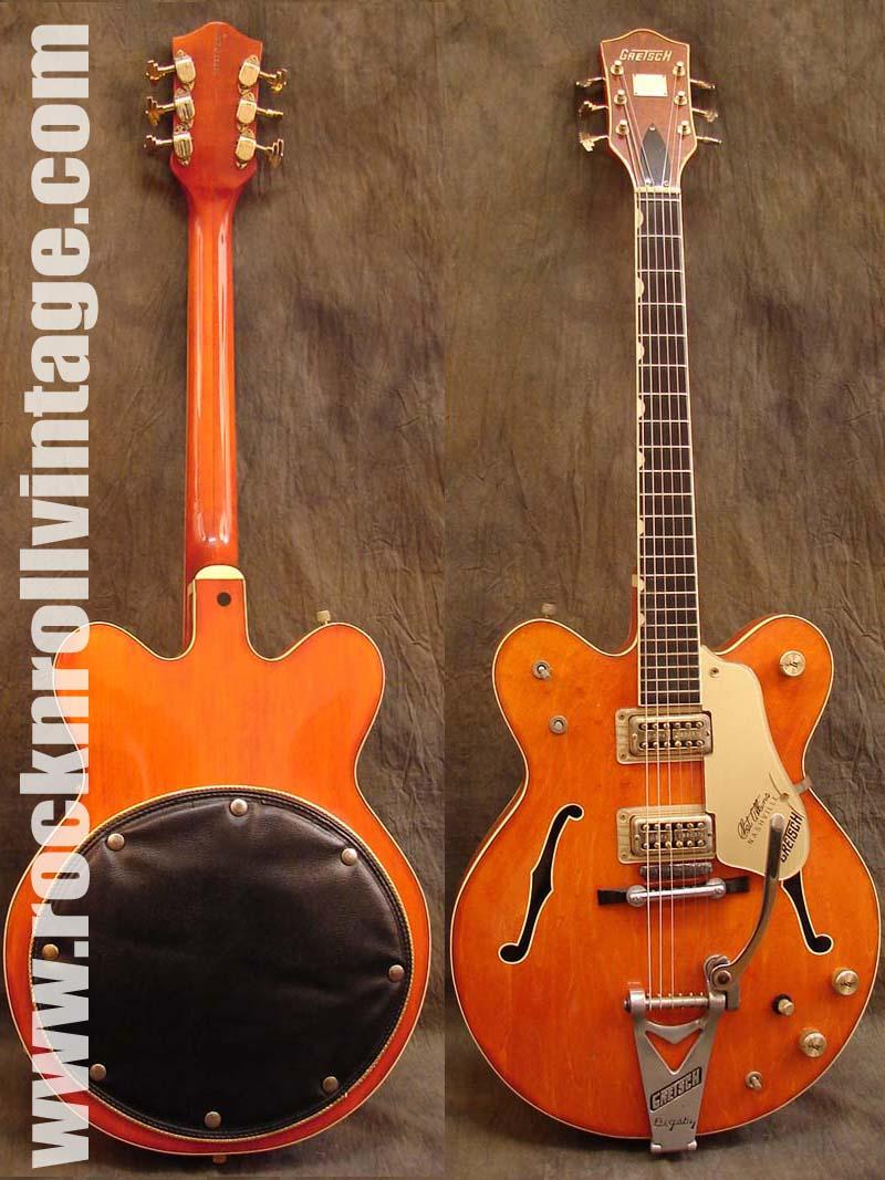 vintage gretsch guitar photos and guitar information. Black Bedroom Furniture Sets. Home Design Ideas