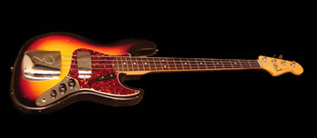 1964 fender jazz bass photo