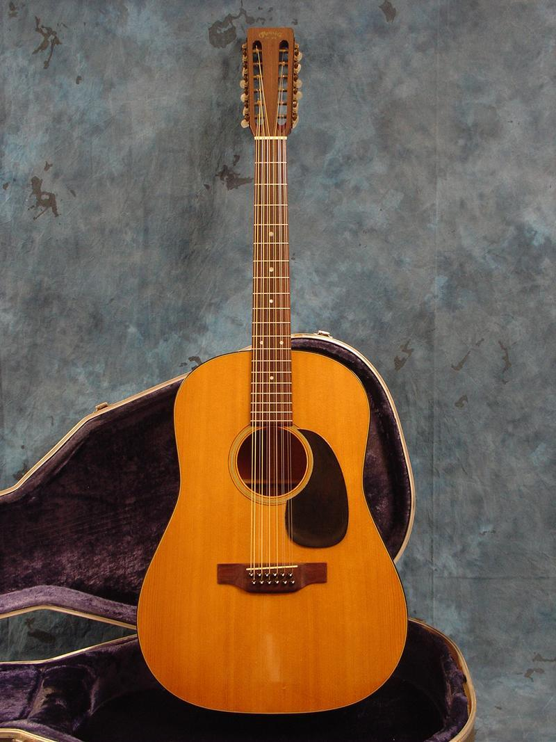 1972 or 73 Martin D-12