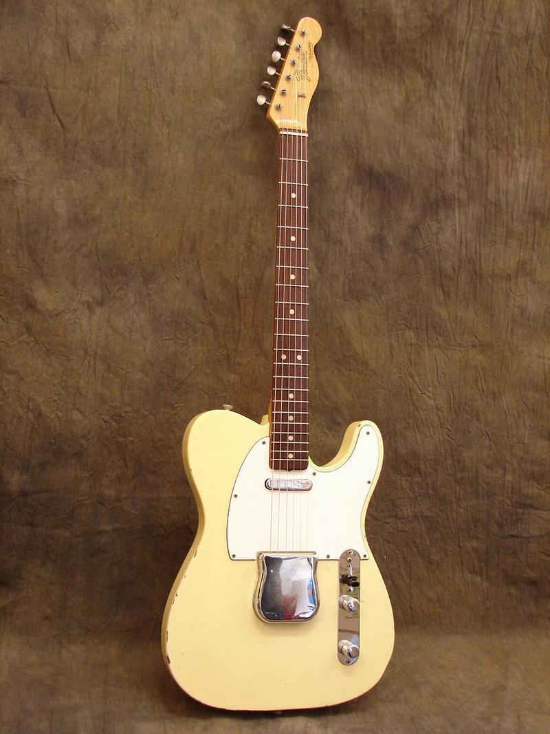 vintage guitars the guitar society. Black Bedroom Furniture Sets. Home Design Ideas