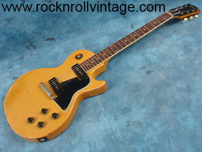 1958 gibson les paul special photograph